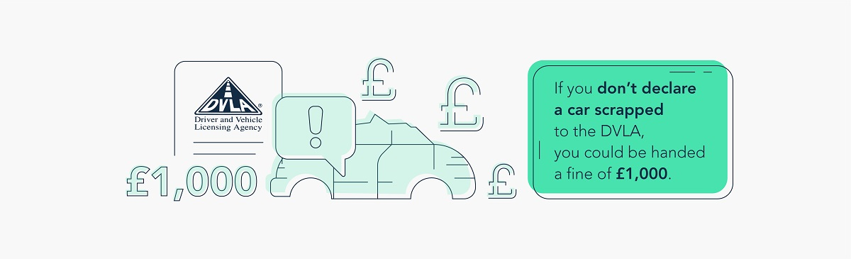 You could be handed a fine of £1,000 for simply failing to update your vehicle owner details